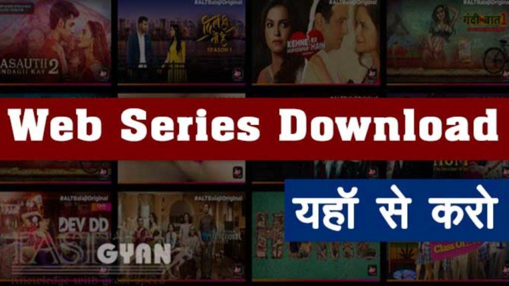 Download Indian web series